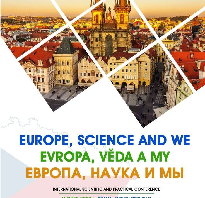 Europe Science and we, August, 2020