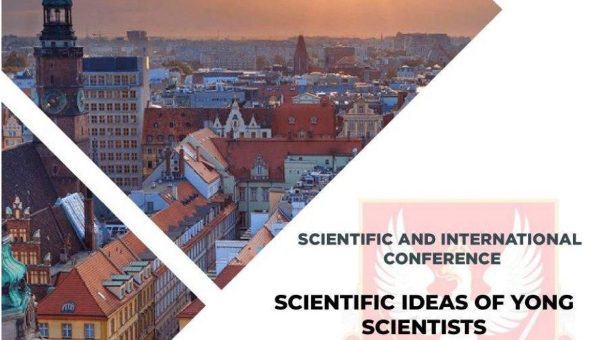 Scientific ideas of young scientists, September, 2020