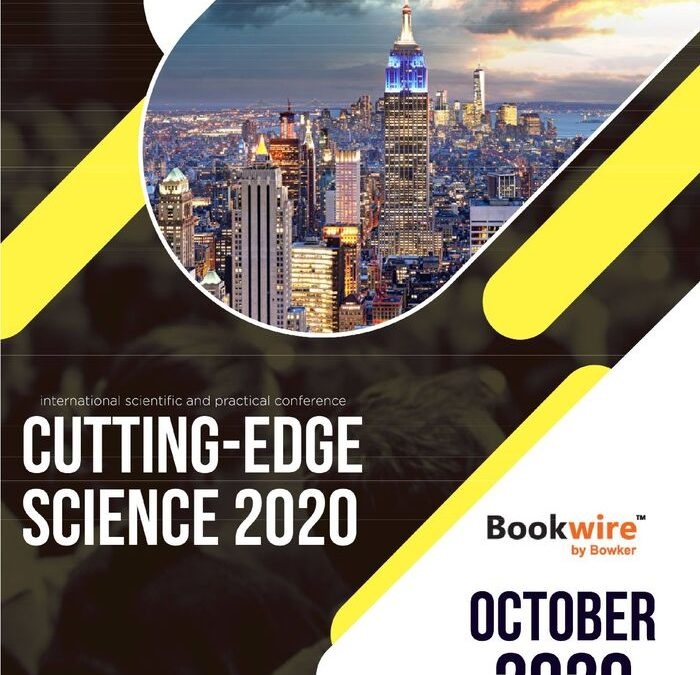 Cutting-Edge Science, October, 2020