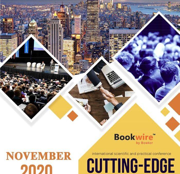 Cutting-Edge Science, November, 2020