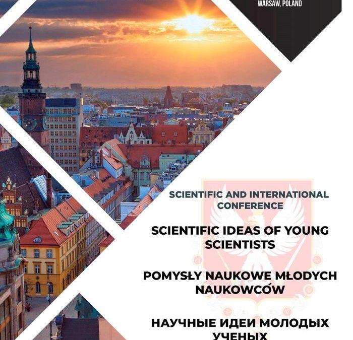 Scientific ideas of young scientists, November, 2020