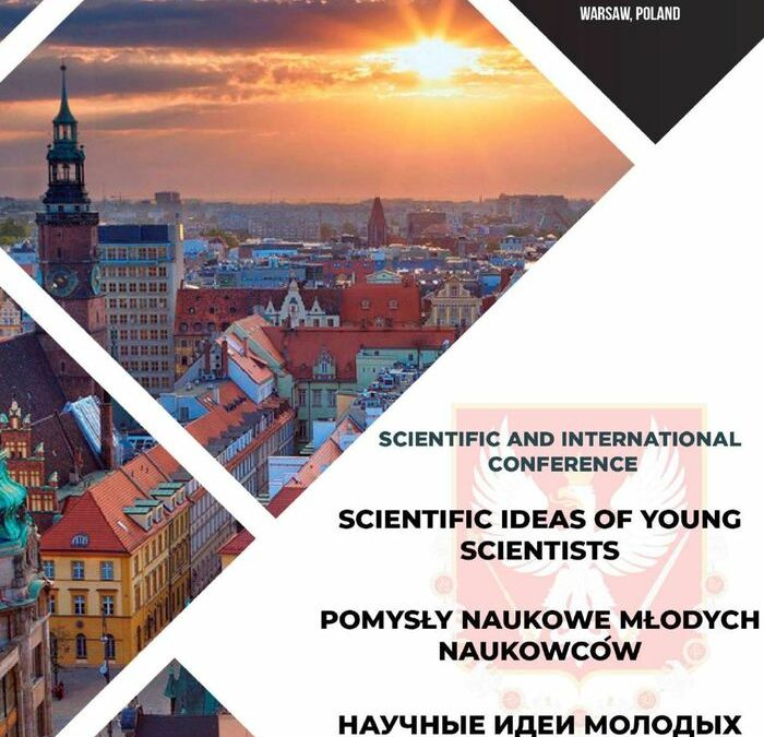 Scientific ideas of young scientists, Poland, December, 2020