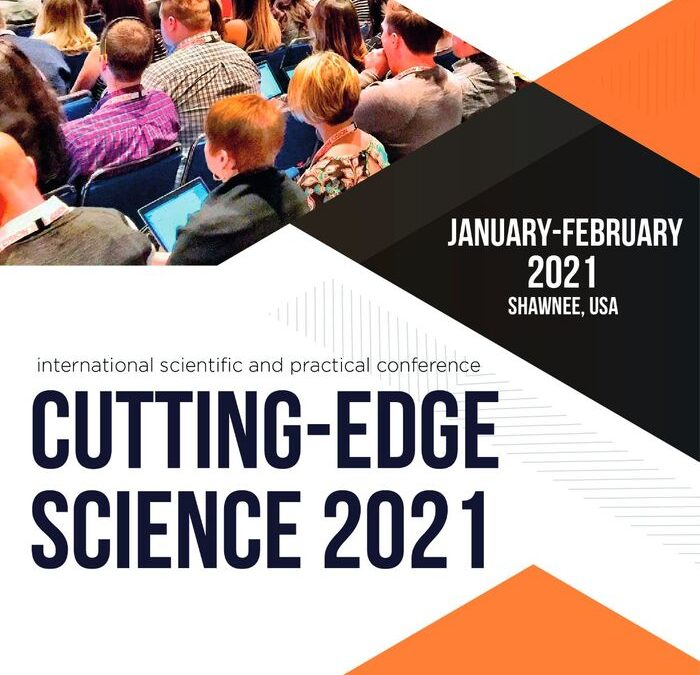Cutting-Edge Science, Shawnee, USA, January, 2021