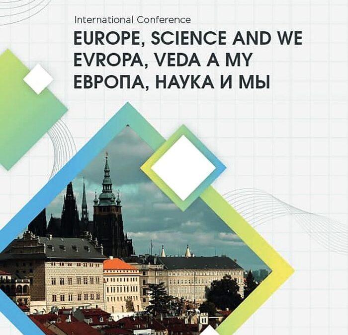 Europe Science and we, Praha, January, 2020