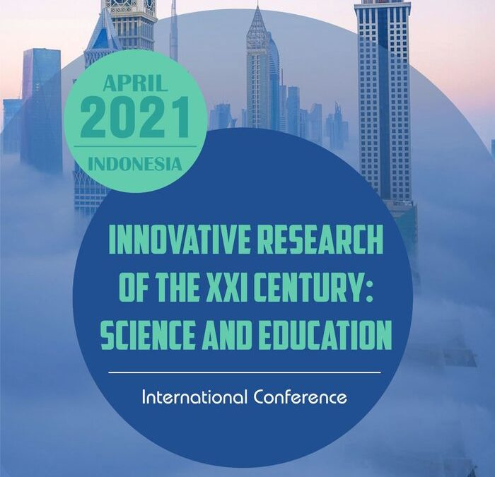 International conference on science and education, Indonesia, April, 2021