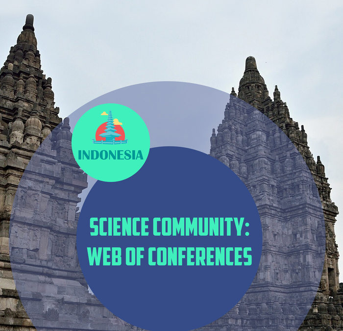 SCIENCE COMMUNITY: WEB OF CONFERENCES
